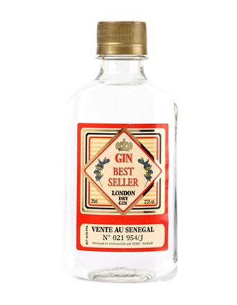 Gin Best Seller