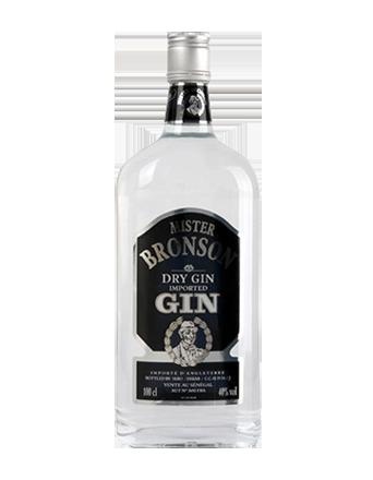 Gin Bronson