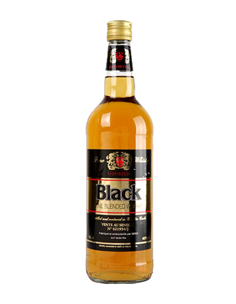 Whisky Black