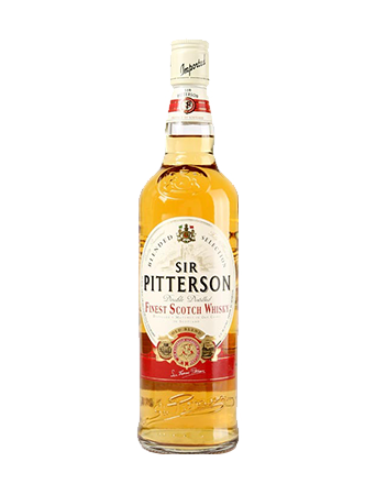 Whisky Sir Pitterson