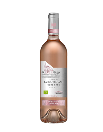 Château la Boutignane rosé AOP Corbieres