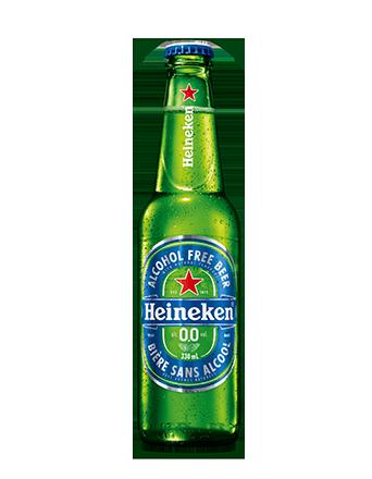 heineken sans alcool